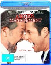 *Brand New & Sealed* Anger Management (Blu-ray, 2008) Adam Sandler. Region B AUS