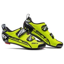 Sidi T4 Air Carbon Composite Triathlon - Yellow/Black Gr. 44