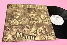 JETHRO TULL LP STAND UP PROMO LABEL EX !!!!!!!!