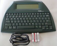 ALPHASMART NEO  PORTABLE WORD PROCESSOR WITH USB CABLE/3(AAA)BATTERY INCLUDED.