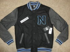 NWT New Era Branded Varsity Wool Jacket Sz Large 100% Authentic RETAIL $150!