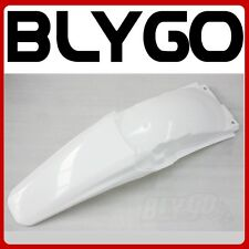 Rear Fender Mudguard Tail Mud Guard for CRF70 PIT PRO Trail Dirt Bike White