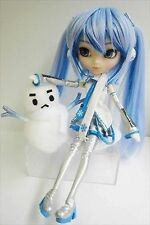 Groove Pullip VOCALOID Yuki Snow Miku Fashion Doll Action Figure