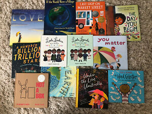 Lot of 12 African American children's books. Brand New.