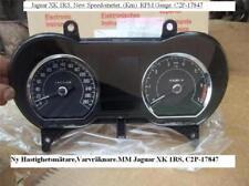 Jaguar XK 1RS, New Speedometer, (Km/h). RPM Gauge. C2P-17847