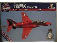 ITALERI 1:48 KIT AEREO PLANE RED ARROWS HAWK 2677