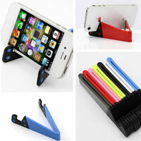 Portable Universal Foldable Mobile Phone Stand Holder For Smartphone Tablet PC