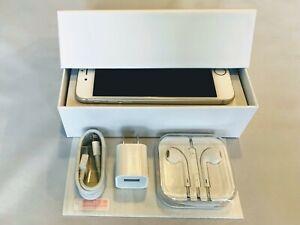 Apple iPhone 6s - 16GB Silver Unlocked CDMA/GSM Warranty AT&T VERIZON TMOBILE OB