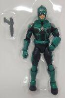 Marvel Legends Yon-Rogg - Captain Marvel Kree Sentry Series Action Figure NO BAF