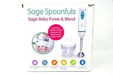 Baby Food Maker, Immersion Hand Blender and Processor, By Sage Spoonfuls'