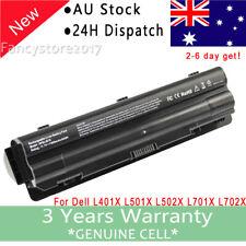 9cell Battery for Dell XPS 14 15 17 L401X L501X L502X L701X Type P/N J70W7 JWPHF