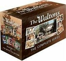 The Waltons - Complete Season 1 to 9 Movie Collection 1-10 DVD 45 Disc