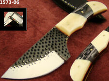 SUPERB FARRIER'S RASP FILE CARBON STEEL OUTDOOR, CAMPING HUNTING KNIFE 1573-6