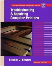 TAB Electronics: Troubleshooting and Repairing Computer Printers by Stephen...