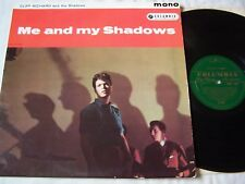 CLIFF RICHARD & THE SHADOWS - ME & MY SHADOWS  ~ 1960 UK  GOLD/GREEN LABEL ~ EX
