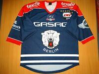Eisbären Berlin 2014 2015 Ice Hockey Shirt Jersey Trikot NHL Eis Germany GASAG