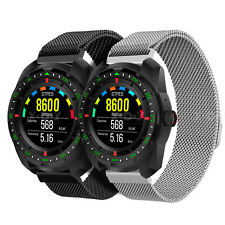 XGODY PPG Bluetooth Calling Smart Watch Heart Rate Phone Mate For iPhone Android