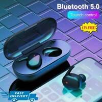 Mini In-Ear Headphone TWS Bluetooth 5.0 Wireless Earphones Stereo Headset Hot