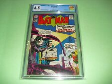 Batman #148 CGC 6.5 from 1962! Joker app DC Comics Not CBCS