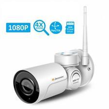 HD 1080P WiFi Outdoor Bullet PTZ IP Camera 2.8-12mm Lens Night Vision Camera