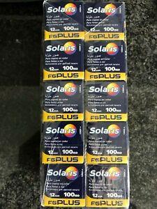 10x Ferrania Solaris FG Plus 100 expired film