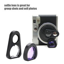 Selfie Lens + Colored Filter Photography Set for Fujifilm Instax Mini 90 Camera