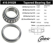 Wheel Bearing and Race Set-Premium Bearings Centric fits 78-80 Ford Fiesta
