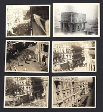 India Bombay in the 1950s – a collection of small photographs
