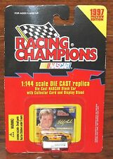 Nascar Racing Champions 1997 Preview Edition 1:144 Sterling Marlin Diecast Car!