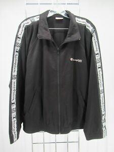 I9597 VTG Men's Champion USA Full-Zip Sports Track Jacket Size M