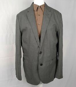 J. Crew Men's Slim Unstructured Thompson Blazer Size 40 NWT Light Weight Jacket