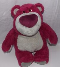 Disney Store Toy Story Lotso Huggin' Bear Plush Doll Stuffed Animal Purple