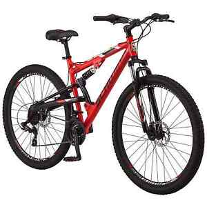 """Schwinn 29"""" Ider Dual Suspension Mountain Bike, 21-speeds"""