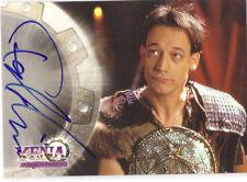 Xena Warrior Princess - Joxer A1 Autograph Ted Raimi Auto