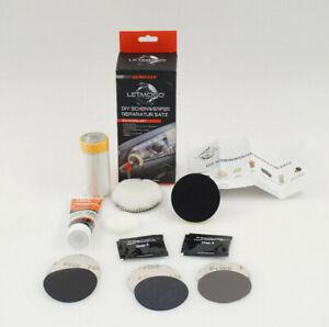 Reparatur Set Scheinwerfer Politur Frontscheinwerfer Polieren Aufbereitung Profi