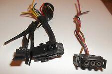 98 BMW 528 Climate Control Module Wiring Plugs