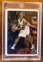 2003-04 Topps Chrome Chris Bosh RC Mint Cond Basketball