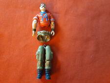 Bazooka V1 Specialist Missiles Figurine Gi Joe Action Hasbro 1985 Toy Vintage