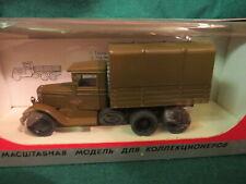 BIG SALE USSR Russian Truck 1/43 LOMO NEW BOXED Truck #35 ZIS-6 1941 RARE