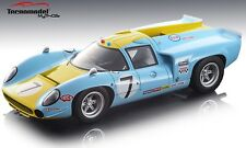 1968 Lola T70 MK3 #7 24Hrs of Le Mans Tecnomodel 1:18 PRE-ORDER LE of 120