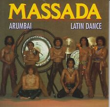 Massada 2 track cd single Arumbai / Latin Dance