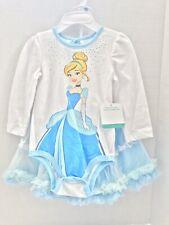Cinderella Girls Party Dress Long Sleeve