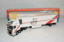A5 34 1:50 TEKNO DAF 95XF 95 XF CHICKLINER TRUCK WITH TRAILER MIB