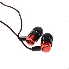 Stereo 3.5mm Subwoofer In Ear ABS MP3/mp4 Roping Headphone Earbud