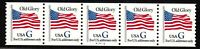 1994 Sc 2890 G Rate (32c) PNC5 plate number A3436  MNH Old Glory