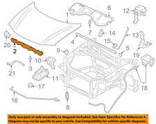 Hood Front Seal gasket Chevrolet Venture 97 - 05 GM OEM 10294872 K4