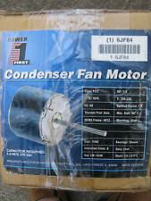 NEW POWER FIRST 1/4 HP CONDENSOR MOTOR 208-230V 1075RPM