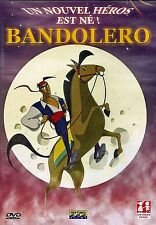 BANDOLERO DVD DESSIN ANIME NEUF/CELLO