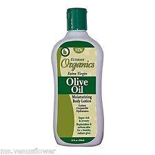 Ultimate Organics Moisturizing Body Lotion - Extra Virgin Olive Oil For Dry Skin