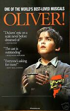 OLIVER National Tour Window Card